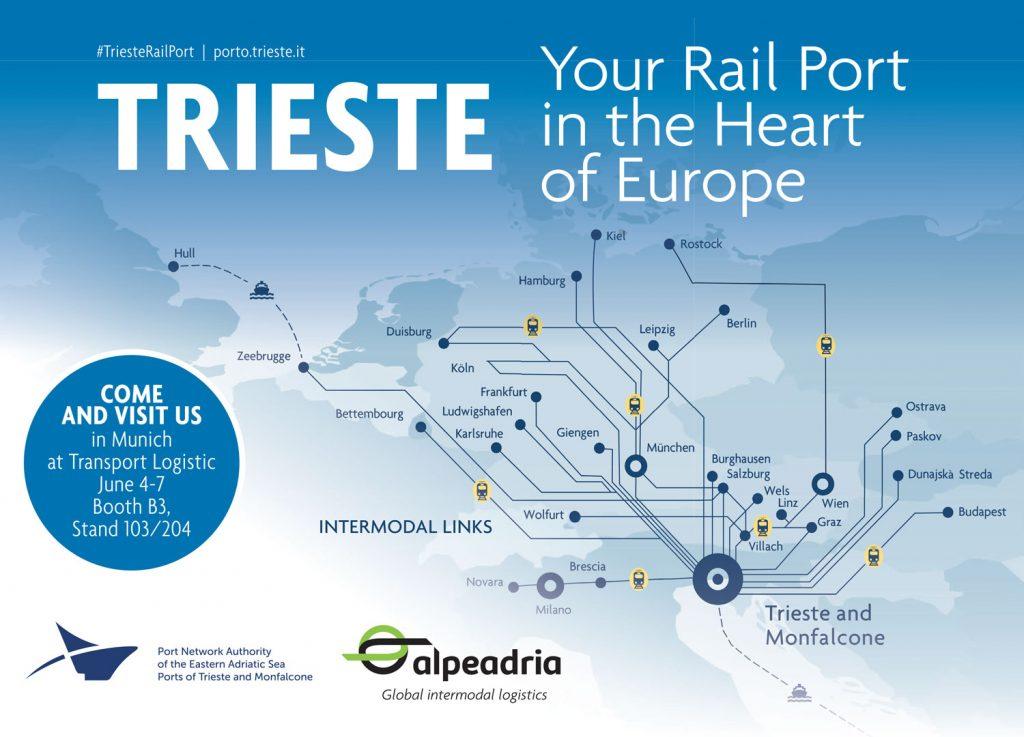 Transport logistic Munich poster